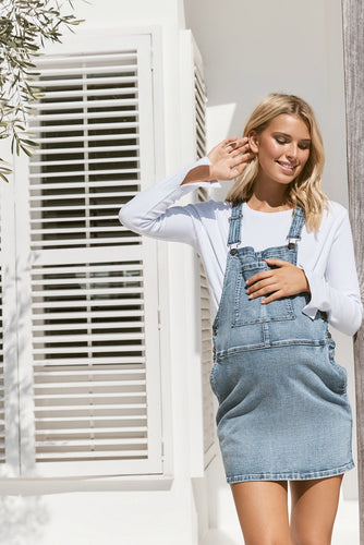 Denim Pinafore, legoe Heritage