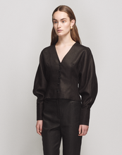Load image into Gallery viewer, Hadley Linen Blouse