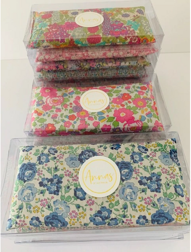 Annas of Australia Liberty Print Eye Pillows