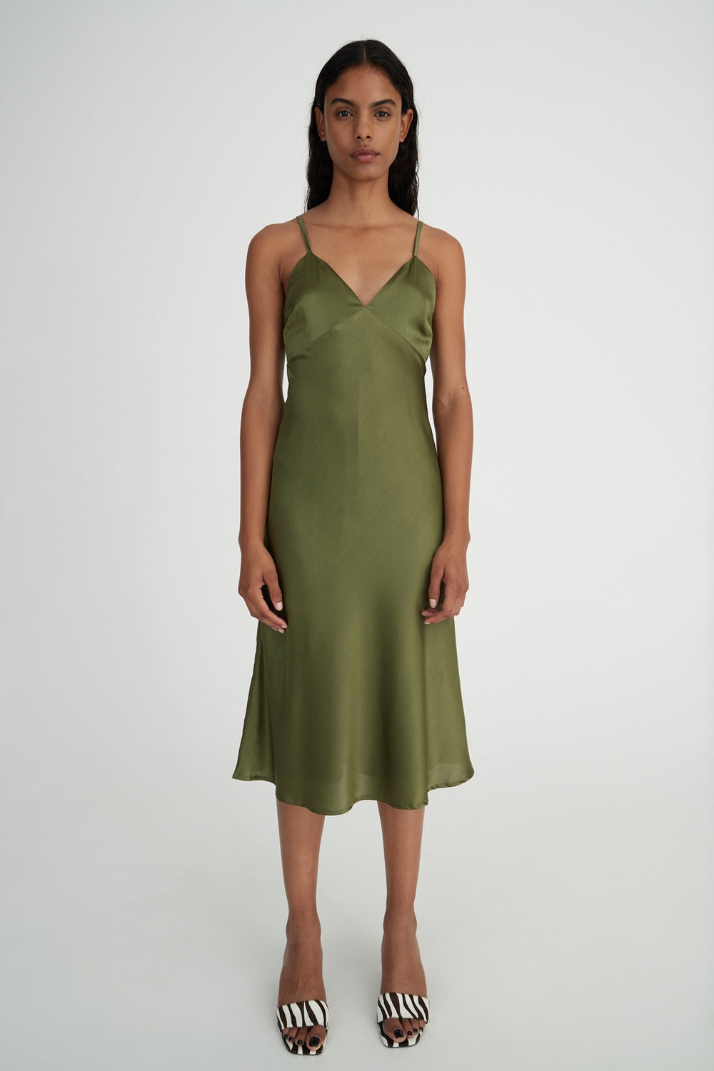 Margot Dress Sage