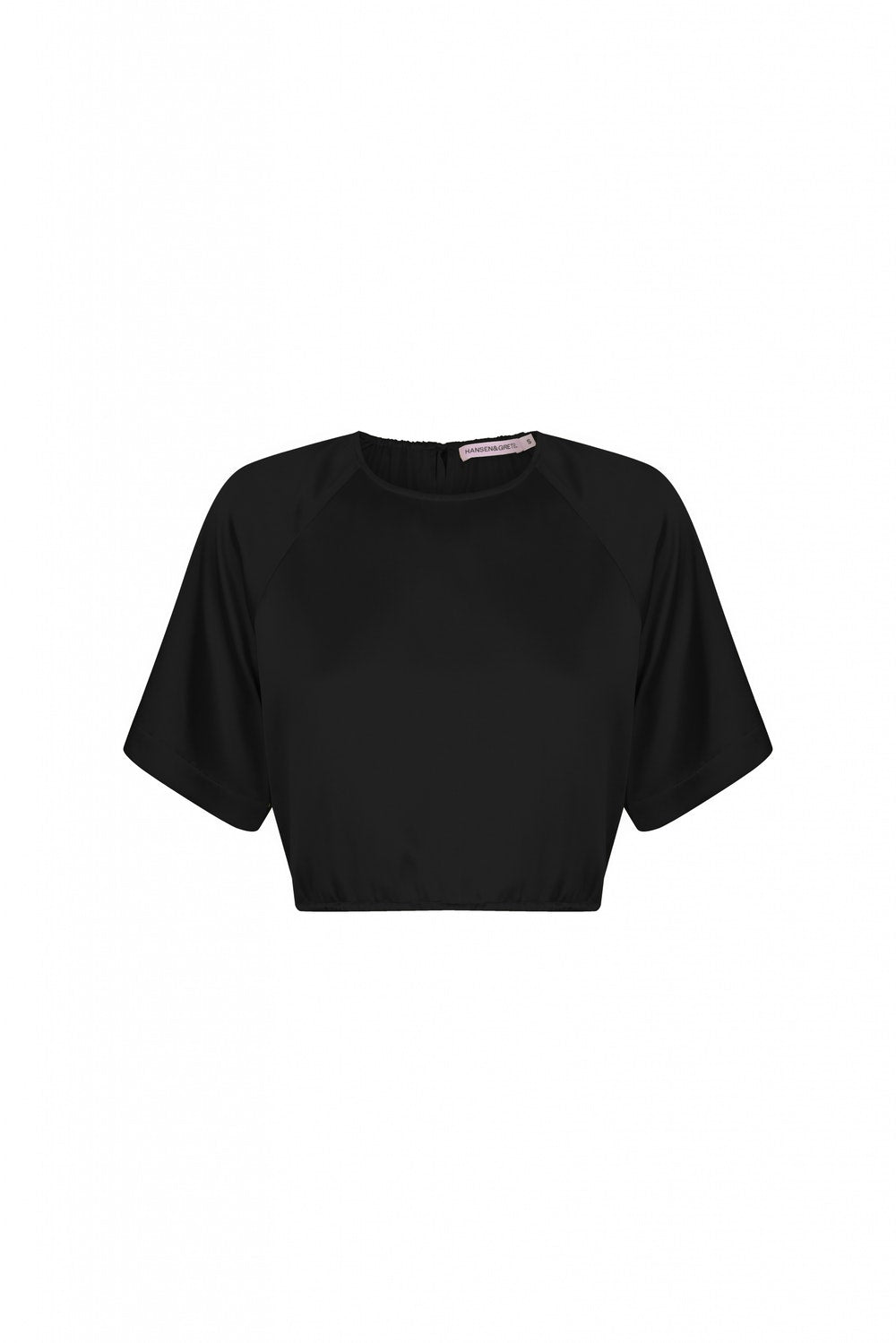 Thandie Top Black | Hansen & Gretal