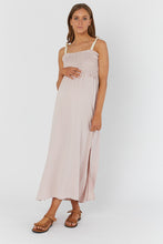 Load image into Gallery viewer, Hvar Maxi Dress Blush, Legoe Heritage,