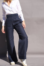 Load image into Gallery viewer, Olivia Palazzo Pant - Navy