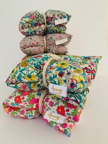 Liberty Print Wheat Bags