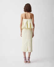 Load image into Gallery viewer, Lauren Midi Skirt - Solar | Joslin Studio