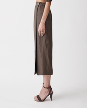 Load image into Gallery viewer, Harlow Linen Wrap Skirt - Joslin Studio