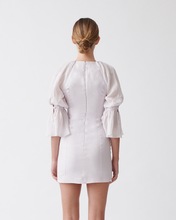 Load image into Gallery viewer, SARIYA LINEN RAMIE DRESS - Dusk | Joslin Studio