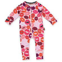Load image into Gallery viewer, Pout Organic LS Zip Romper  | Kip & Co