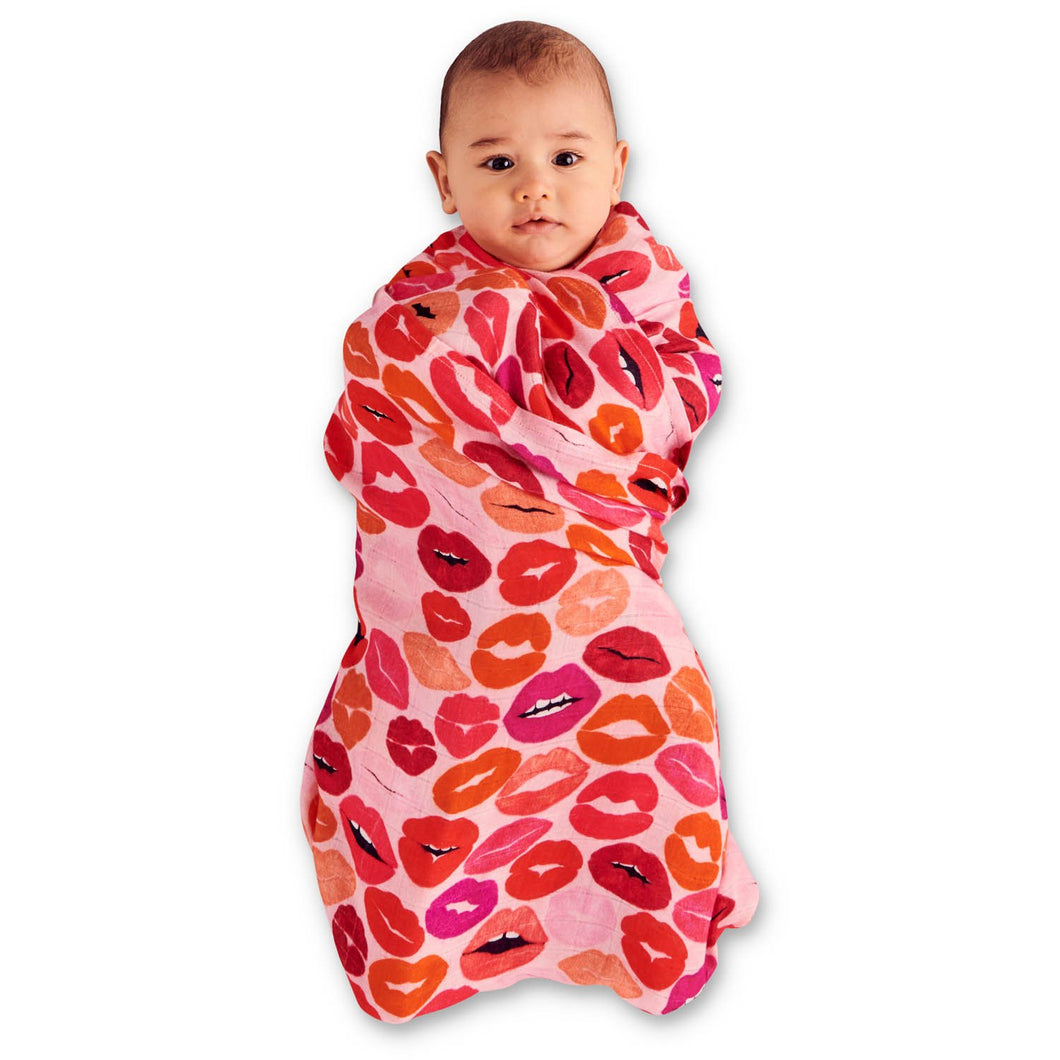 Pout Bamboo Swaddles | Kip & Co