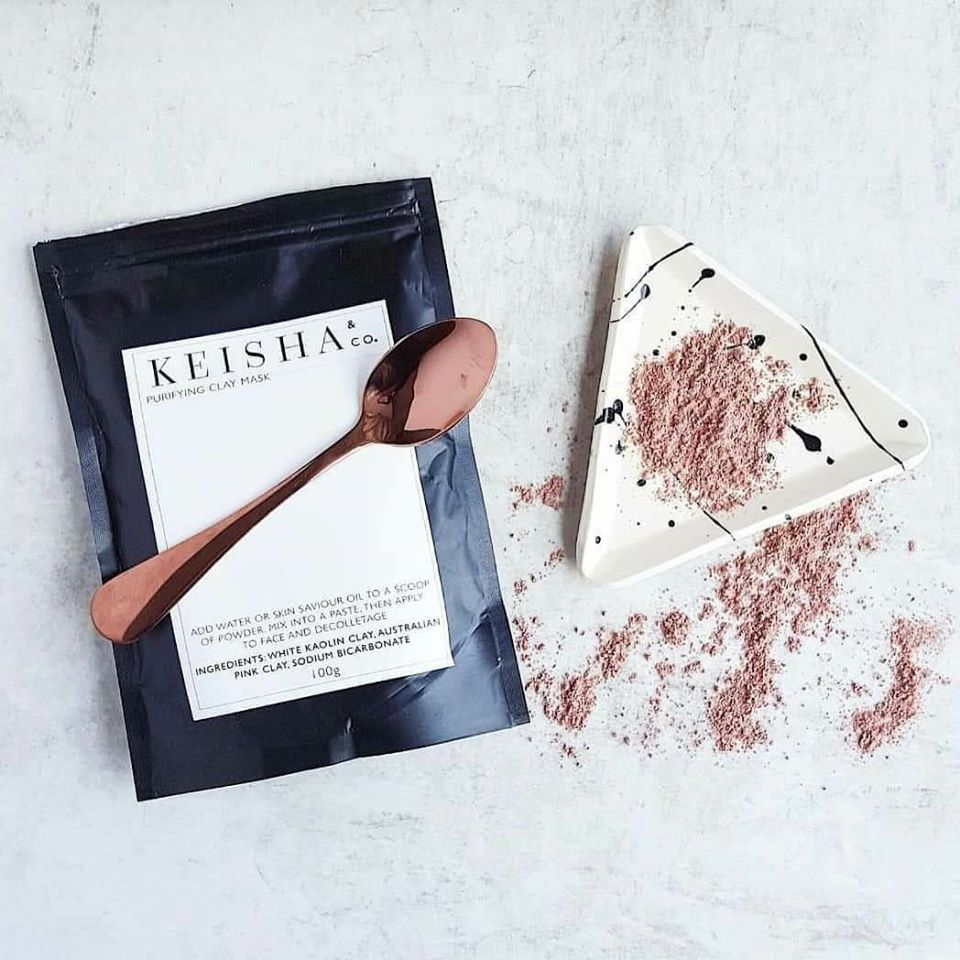 Keisha Purifying Clay Mask