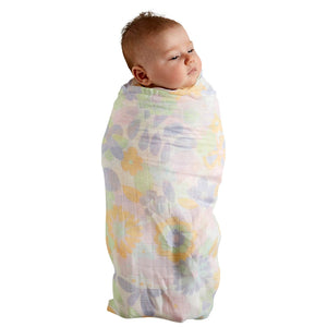Zeppelin Bamboo Swaddle | Kip & Co