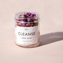 Load image into Gallery viewer, Cleanse - Rose + Pink Clay | Salt By Hendrix