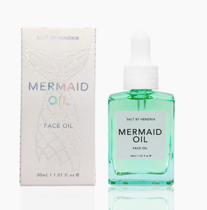 Mermaid Facial Oil | Salt by Hendrix
