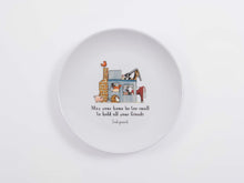 Load image into Gallery viewer, Party @ Chook's House - Small Ceramic Plate