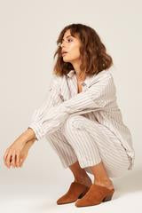 Bonny Stripe Shirt | Primness