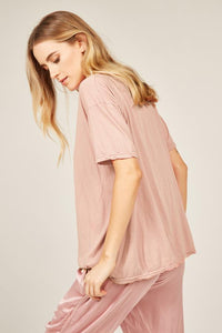 Everyday Tee, Musk Rose | Prinmess