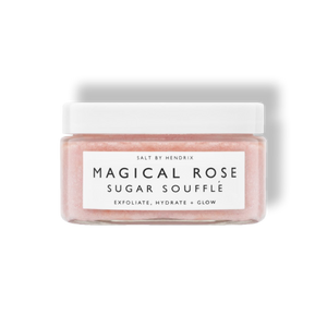 Salt By Hendrix- Magical Rose sugar souffle