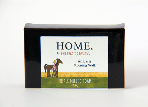 An Early Morning Walk Soap  | Red Tractor