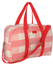 Load image into Gallery viewer, Lipstick Duffle Bag Kip & Co
