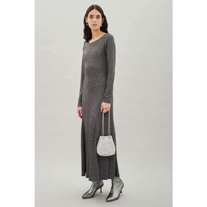 Dylan Dress Black | Hansen & Gretal