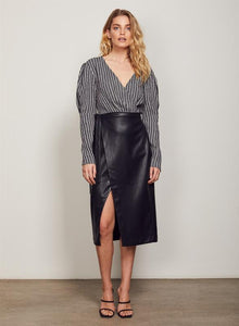 Pandora Skirt, vegan leather  Wish The Label