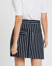 Load image into Gallery viewer, Marina Skirt striped | NOBODY DENIM