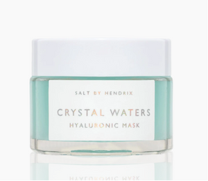 Crystal Waters Hyaluronic Mask | Salt By Hendrix