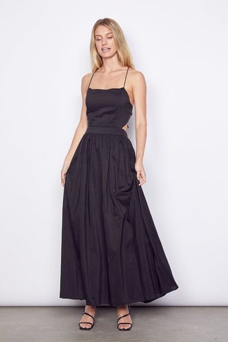 Dolce Maxi Dress (black)