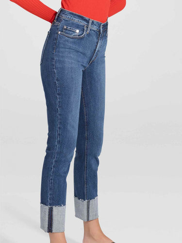 True Jean Cuffed, Graceful | NOBODY DENIM