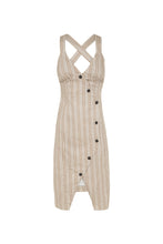 Load image into Gallery viewer, Vaughn Dress, Regatta Stripe | Hansen & Gretal