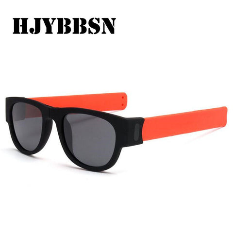 Men Women Polarized Outdoor Wrist Sunglasses