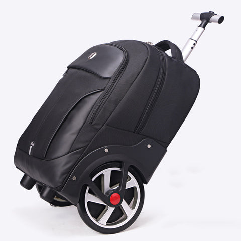 Big Wheel Shoulder Bag / Large-Capacity Suitcase