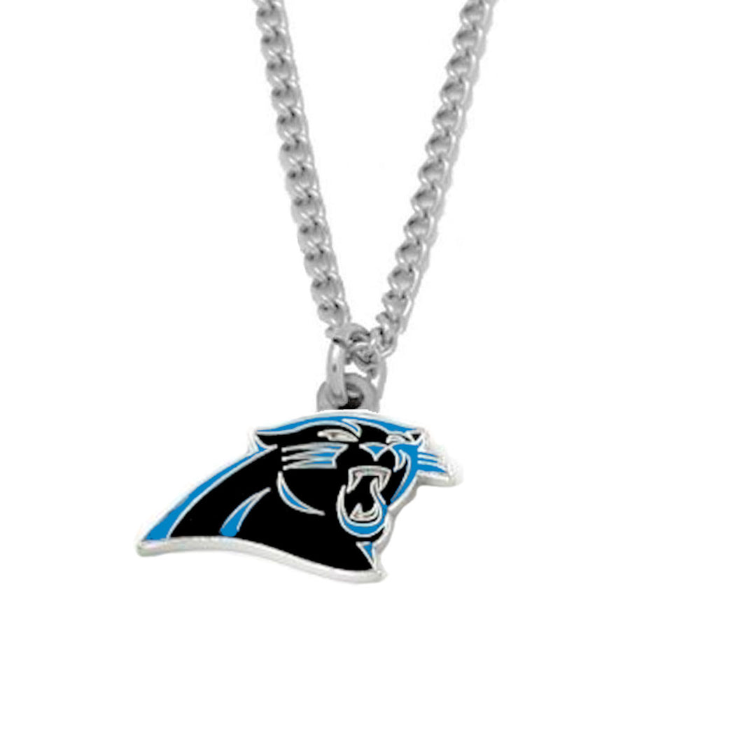 Carolina Panthers Logo Necklace