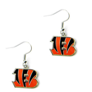 Cincinnati Bengals Dangle Earrings