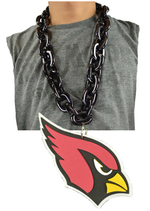 Arizona Cardinals Logo Chain Necklace