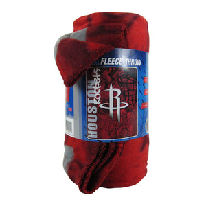 Houston Rockets Fleece Blanket