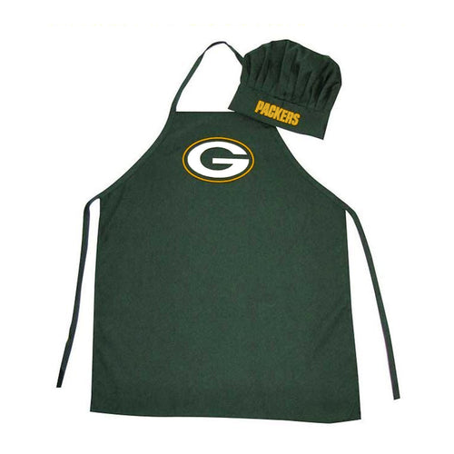 Green Bay Packers BBQ Set