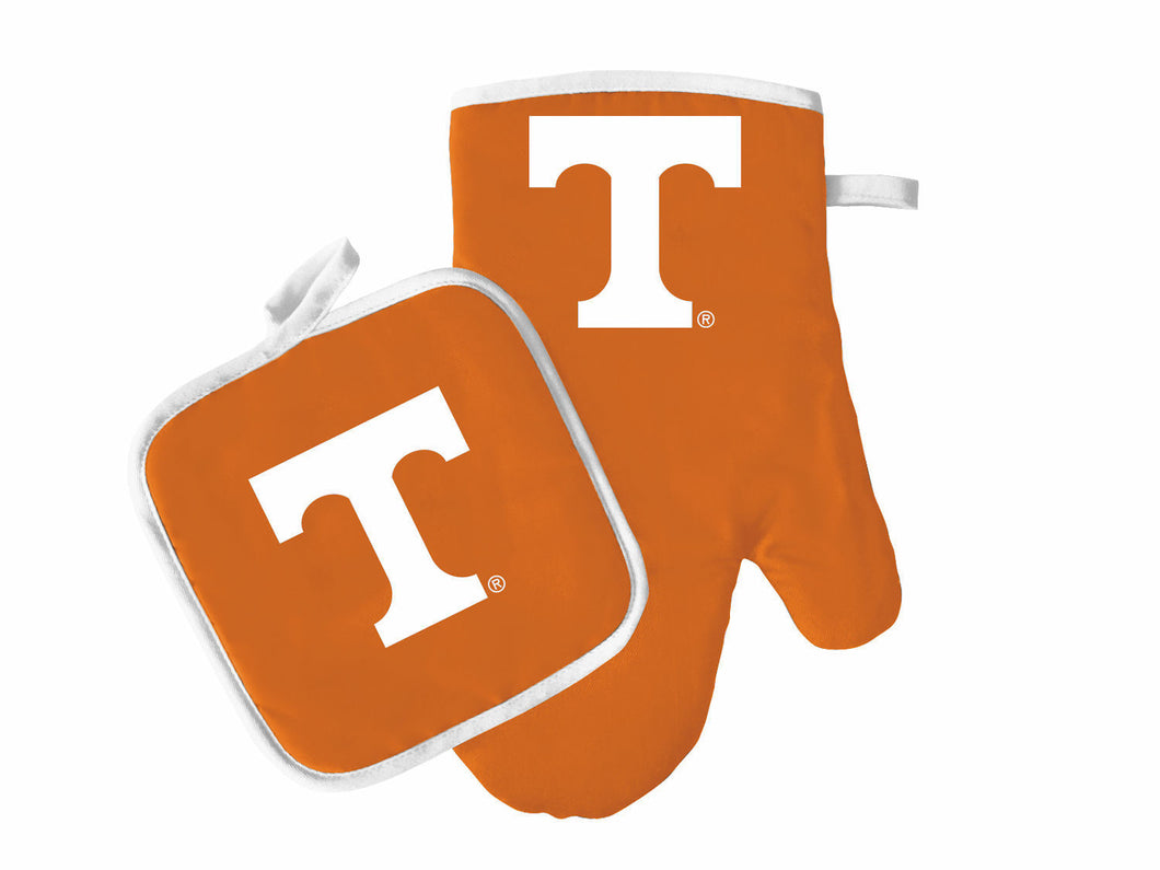 Tennessee Volunteers Oven Mitt & Pot Holder Set
