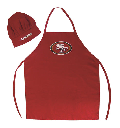 San Francisco 49ers BBQ Set