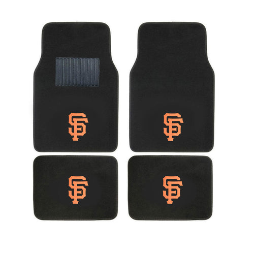 San Francisco Giants Vehicle Floor Mats