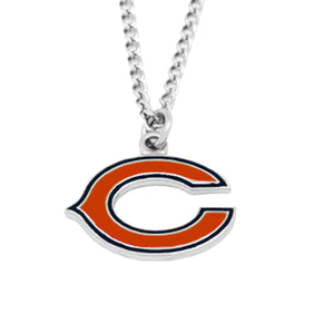 Chicago Bears Logo Necklace