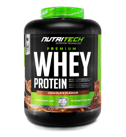 Nutritech 100% Pure Whey 3.2kg Chocolate
