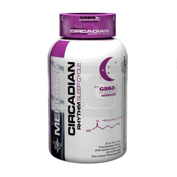 TNT Circadian Gaba 120'sfree On 10+1 Deal