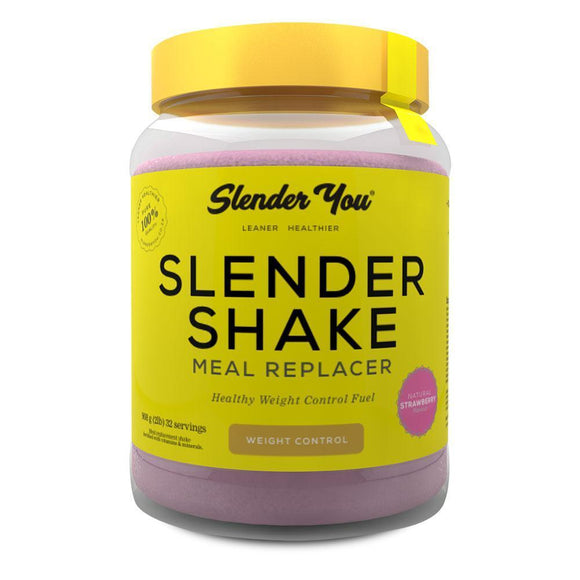 Slender You Slender Shake 908g Strawberry