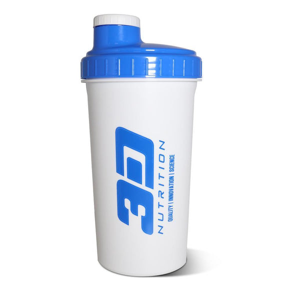 3d Nutrition Shaker White 700ml