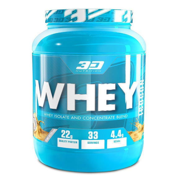 3d Nutrition Whey Isocon 2kg Cream Soda Float
