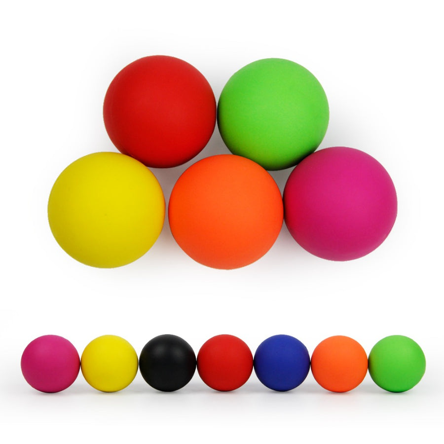 Lacrosse Solid Rubber Fitness Ball