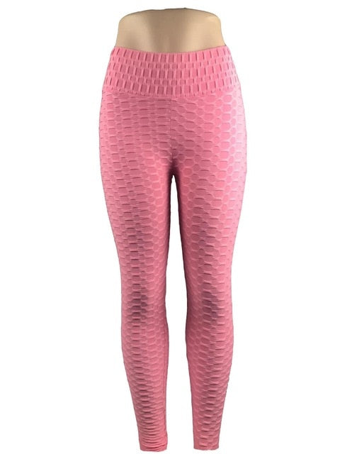 Push Up Cellulite Hiding Flex Leggings