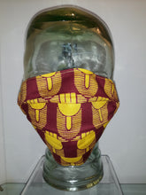 Load image into Gallery viewer, African Reversible Mask