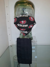Load image into Gallery viewer, San Francisco 49ers Face Masks